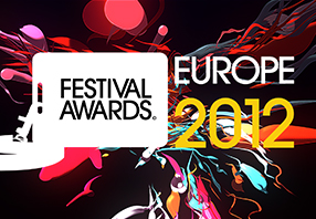 EFA Awards London 2012