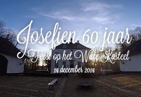 Josefien 60 jaar